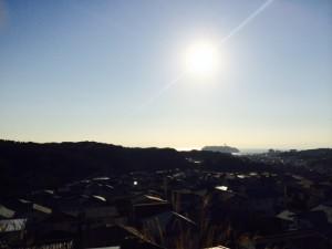 鎌倉山風景2